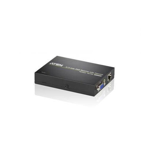 Aten VGA met audio ontvanger via UTP - ATEN - ATEN