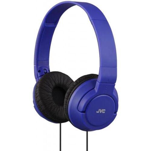 JVC Hoofdtelefoon blauw - JVC