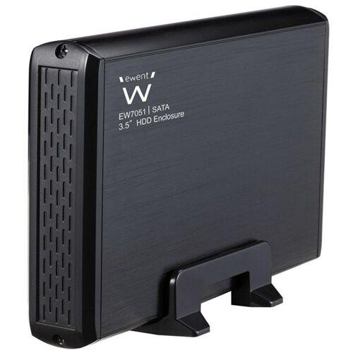 Ewent USB 2.0 Harde Schijf behuizing - 3.5 inch SATA - Ewent