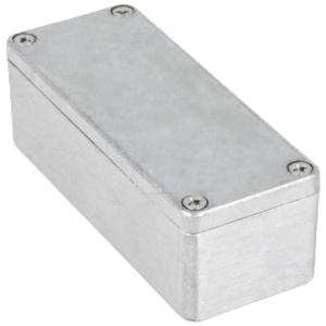 HQ Products WATERDICHTE ALUMINIUM BEHUIZING - 115 x 65 x 55mm - HQ Products