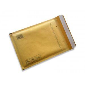Techtube Pro Bubble envelopes brown Size A 120x175mm (200 pcs.) - Techtube Pro