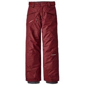 Patagonia Snowshot Pants rood