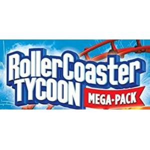RollerCoaster Tycoon 9 Megapack