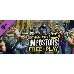 Gotham City Impostors Free to Play: Professional Impostor Kit