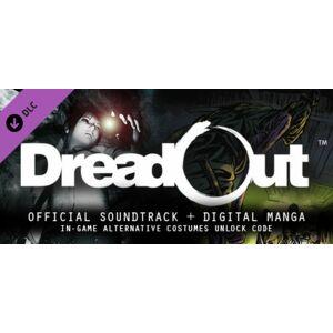 DreadOut Soundtrack&Manga DLC