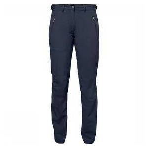 Vaude Farley Stretch II Dames Regular Broek Donkerblauw/Donkerblauw