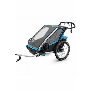 Thule Chariot Sport 2 Kinderkar Blauw