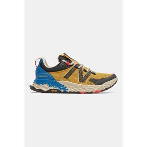 New Balance 778331-60 Hierro v5 Trail Schoen Middengrijs/Middengeel