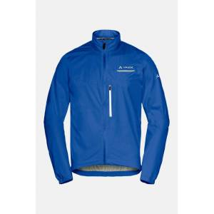 Vaude Strone Jacket jas Blauw/Middenblauw