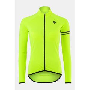 AGU Jersey Ls Ess Thermo Hivis Neon Yellow wmn Geel/High Vis