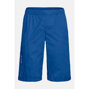 Vaude Drop Shorts korte regenbroek Blauw/Middenblauw