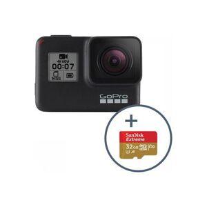 GoPro HERO7 Black + 32 GB SD-Card Zwart