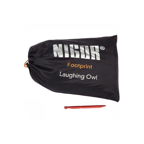 Nigor Laughing Owl 4 Footprint - Kuipzeil Lichtgrijs/Middengrijs