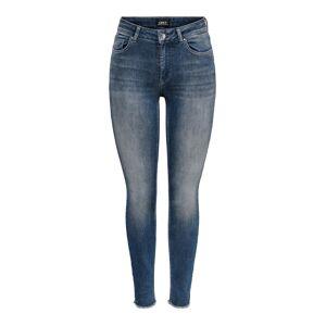 Only Onlblush Life Mid Sk Ank  Rw Rea422:  - jeans - Size: XLL34