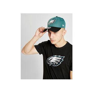 New Era NFL Philadelphia Eagles 9FORTY Cap - Black - Dames