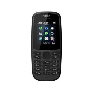 Nokia 105 2019 Dual-SIM telefoon Zwart