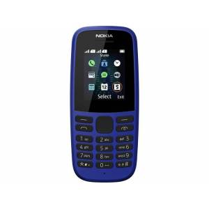 Nokia 105 2019 Dual-SIM telefoon Blauw