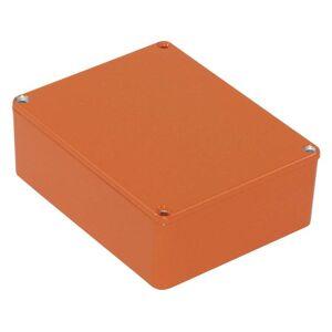 Hammond Electronics 1590BBSOR Universele behuizing 120 x 94 x 42 Aluminium Oranje 1 stuk(s)