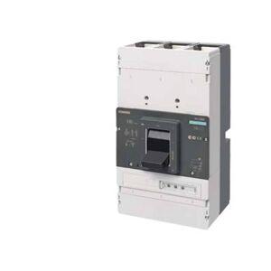 Siemens 3VL7710-3ML36-0AA0 Vermogensschakelaar 1 stuk(s) Instelbereik (stroomsterkte): 400 - 1000 A Schakelspanning (max.): 690 V/AC (b x h x d) 228.5 x 406.5