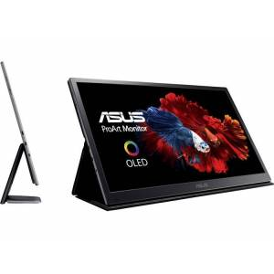 Asus ProArt PQ22UC LED-monitor 54.6 cm (21.5 inch) Energielabel B (A+++ - D) 3840 x 2160 pix QHD 1 ms USB-C, Micro-HDMI OLED