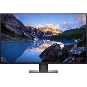Dell UltraSharp U4320Q LCD-monitor 108 cm (42.5 inch) Energielabel A (A+++ - D) 3840 x 2160 pix UHD 2160p (4K) 5 ms DisplayPort, HDMI, USB 3.1 (Gen 1), USB-C,