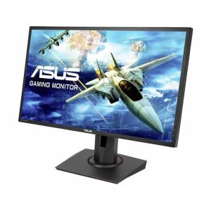 Asus MG248QR LED-monitor 61 cm (24 inch) Energielabel B (A+++ - D) 1920 x 1080 pix Full HD 1 ms HDMI, DisplayPort, DVI, Hoofdtelefoon (3.5 mm jackplug) TN LED