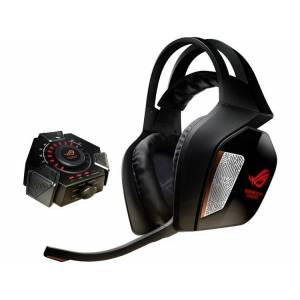 Asus ROG Centurion 7.1 Gaming headset USB Kabelgebonden Over Ear Zwart