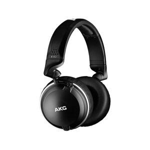 AKG Harman K182 Studio Over Ear koptelefoon Zwart