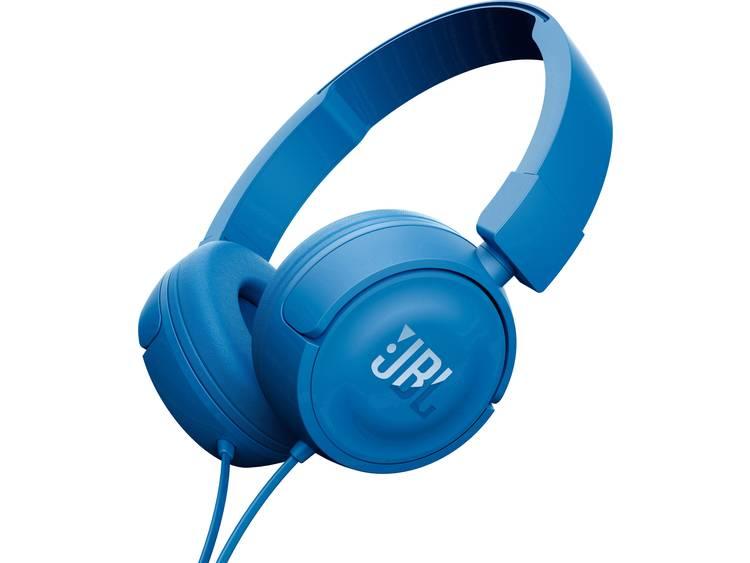 JBL Harman T450 Koptelefoon Blauw