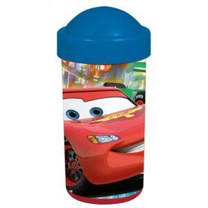 Cars Beker Met Deksel