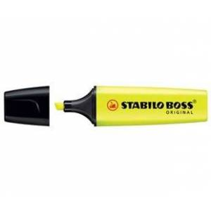 Stabilo Boss Original Geel