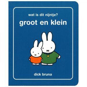 Kartonboek Wat Is Dit Nijntje - Groot En Klein