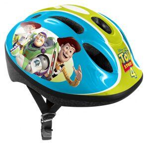Disney Toy Story 4 fiets /skatehelm jongens blauw/groen 53 56 cm