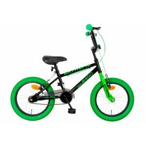 AMIGO Extreme 16 Inch 25,4 cm Junior V Brakes Groen/Zwart