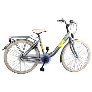 Bike Fun Blizz 26 Inch 43 cm Meisjes 3V V Brake Matgroen
