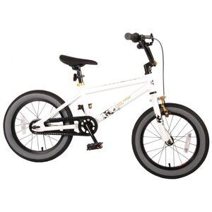 Volare Cool Rider 16 Inch 25,4 cm Jongens Terugtraprem Wit