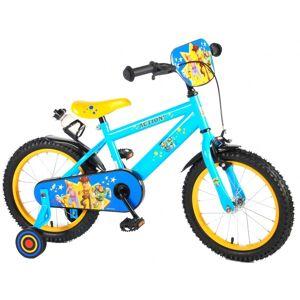 Volare Disney Toy Story S 16 Inch 25,4 cm Jongens Terugtraprem Blauw