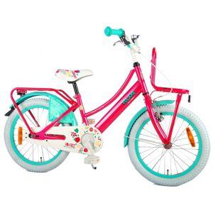 Volare Ibiza 18 Inch 28 cm Meisjes Terugtraprem Roze