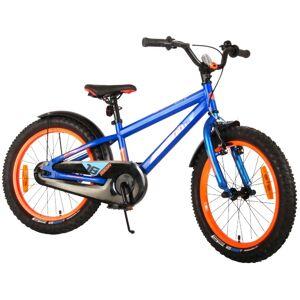 Volare Rocky 18 Inch 28 cm Jongens V Brakes Blauw/Oranje
