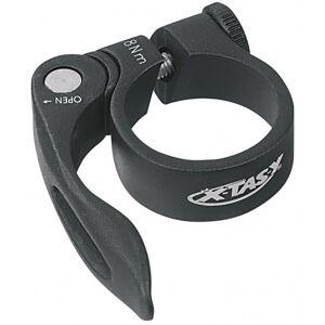 Xtasy Zadelpenklem SCQ 100 met QR 31,8 mm zwart
