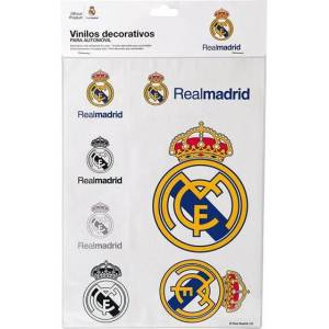 Sumex stickerset Real Madrid wit 7 delig
