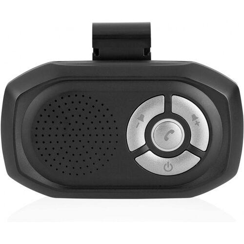 Smartwares carkit SK 1541 bluetooth oplaadbaar 10,5 cm rubber
