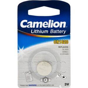 Camelion batterij knoopcel Lithium 3V CR1620 per stuk