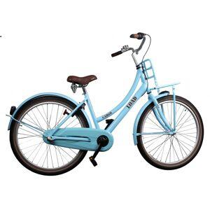 Bike Fun Cargo Load 26 Inch 43 cm Meisjes 3V Terugtraprem Blauw