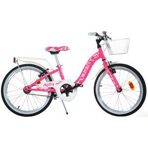 Aurelia Smarty 20 Inch 25 cm Meisjes V Brakes Roze