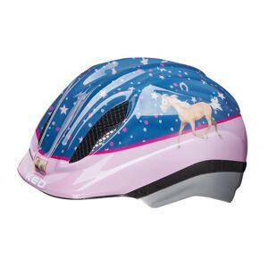 KED fietshelm Meggy Originals meisjes blauw/roze maat 46 51 cm