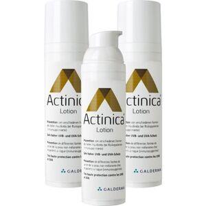 Actinica Actinica Lotion Spf50+ Trio (3x 80g)