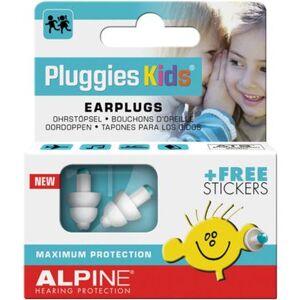 Alpine Pluggies Kids Oordopjes (1paar)