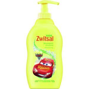 Zwitsal Shampoo Boys Pompflacon (400ml)