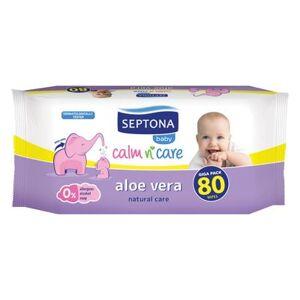 Septona Baby Doekjes Aloe Vera (80st)